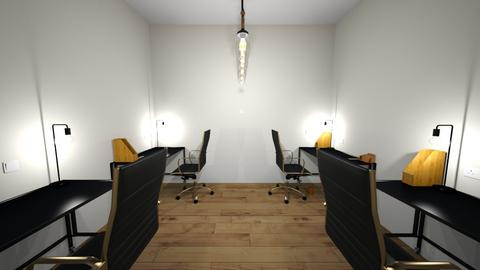 Private Office - Modern - Office  - by Lauriana