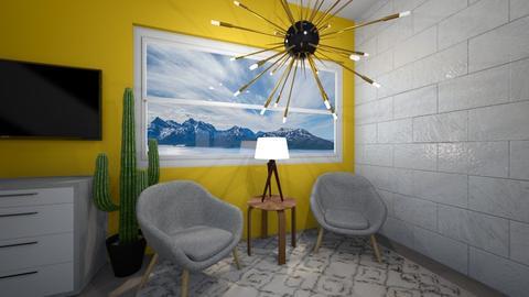 orion room design - Living room  - by isabelparra10