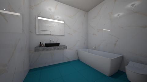 bathoom - Glamour - Bathroom  - by Daelana