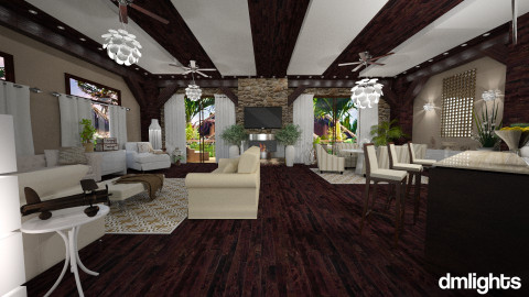 Vacation Villa - Classic - by DMLights-user-981898