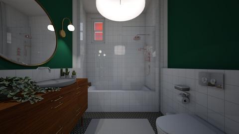 sams - Bathroom  - by zozan