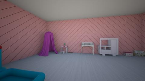 Kids playroom - Kids room - by rivealemg1