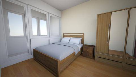 Erkelyes - Bedroom  - by bogaradam