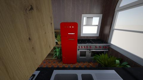 basic kitchen - Kitchen  - by mctiddie