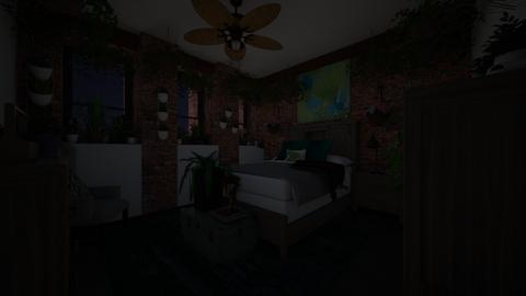 Eden in the City Night 7 - Bedroom  - by SammyJPili