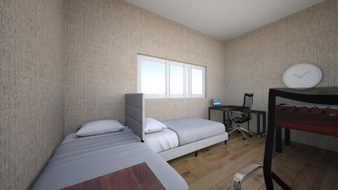 Roomhello - Bedroom  - by aboodalobada