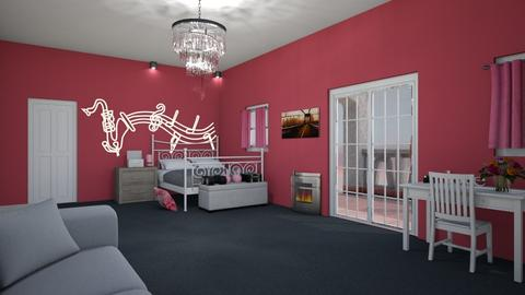 girls room3 - Bedroom  - by Keith Urban
