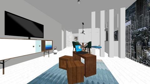 bedroom grey - Modern - by AntoanelaD