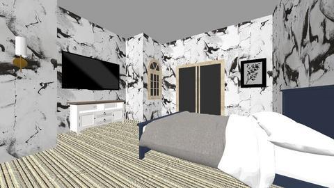 Keshawns Room - Bedroom  - by mcgeec