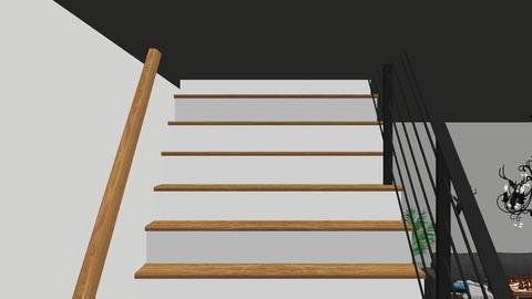 1st floor - Classic - Living room  - by Seyatc