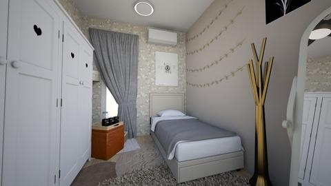 ainin 1 - Modern - Kids room  - by aininnsfiaa