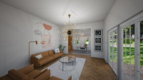 Conran living room - Living room  - by MichaLev