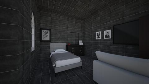 the moonlight room - Modern - Bedroom  - by liltray75