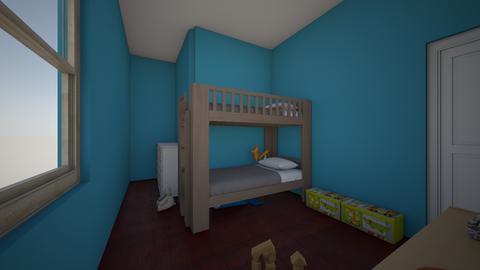 boys room - Kids room - by ceinwen9