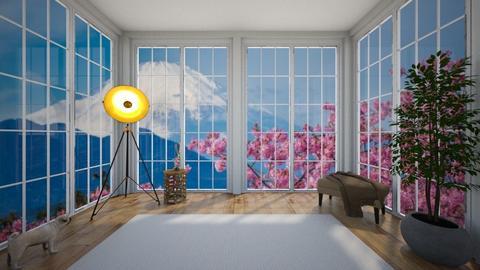 Yoga Room - by MaiZee20