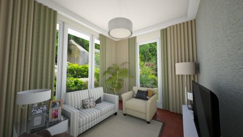 Family Lounge Area 1 - Minimal - by Ejad Shukri