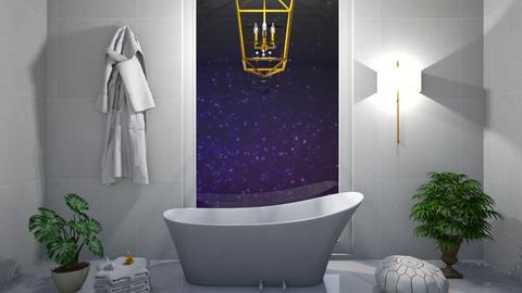 cosy bathroom - Modern - Bathroom  - by elliers11