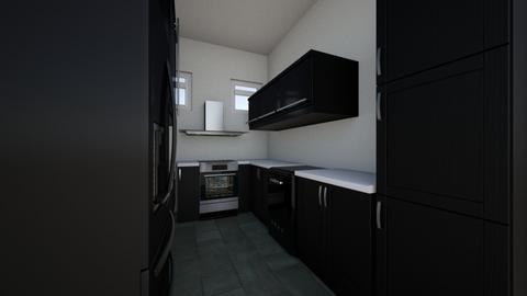 fouad kitchen  - Kitchen - by fouadff