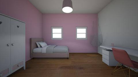 kids bedroom for girls - Kids room  - by Amy Robberts