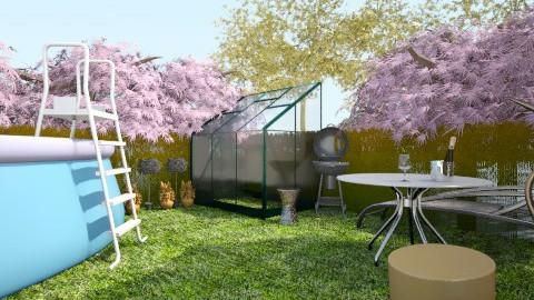 The Talavera - Classic - Garden  - by albert008
