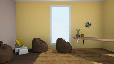 warm winter capucino - Retro - Bedroom - by Vita Treice