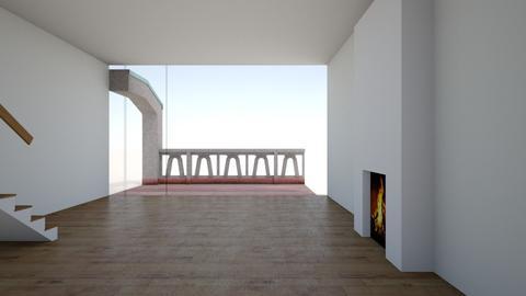 Living room_Modern_ - Living room  - by Meme6103