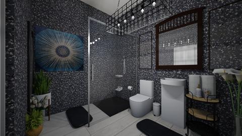 guest bathroom 97 - Bathroom - by GeGe Kanthip