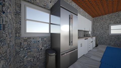 My Kitchen - Kitchen  - by LegoLover2