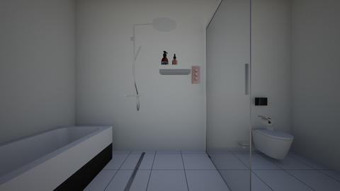 RISHIKA SEHGAL WASHROOM - Modern - Bathroom - by CHEENASEHGAL012006
