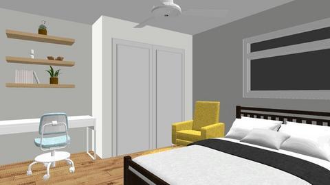 Avigail room - by Mayaglazer