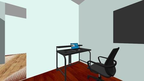 Tell - Living room  - by Ethan Broadhead