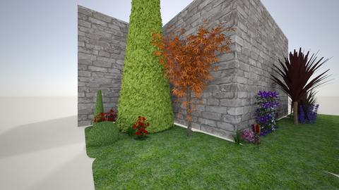marta - Garden  - by ArchMar