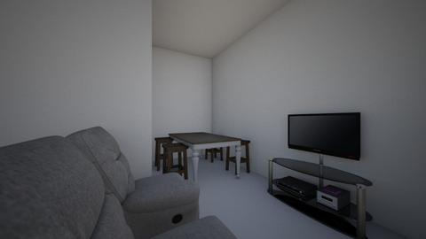 xportag 2 - Modern - Living room  - by xportag