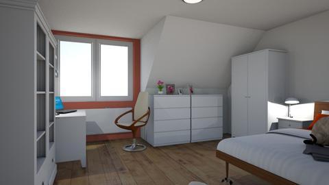 upstairs_bedroom2_JT_3 - Bedroom - by natajax