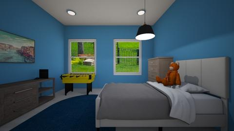 jayden  - Kids room  - by vwhite