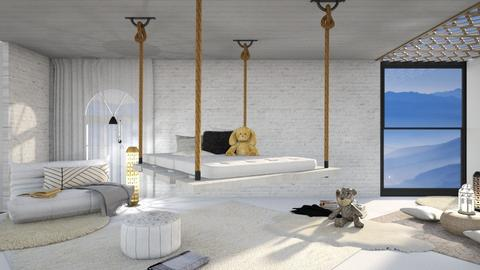 just relax - Minimal - Bedroom  - by its lia