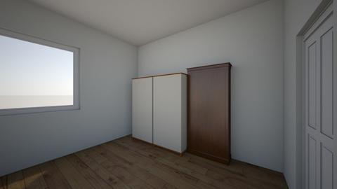 sara - Bedroom  - by jackhsu87