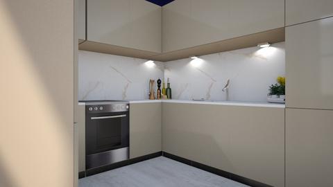 sam - Kitchen  - by zozan