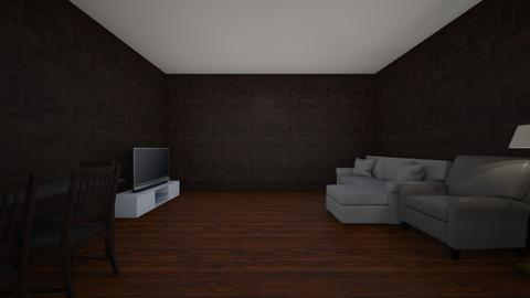 Alfred  home - Living room  - by alfredng