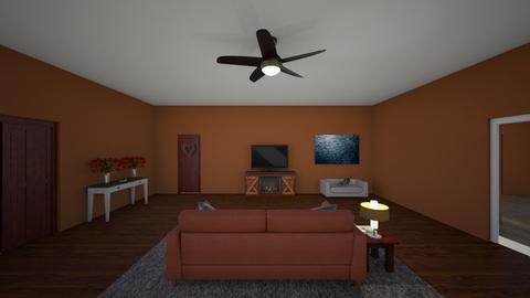 clients room - by Garrett Shoults