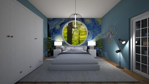 vangogh - Bedroom  - by mimiclara