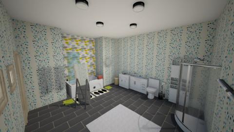 shower or bath?  - Bathroom  - by Sylvie Van Dessel