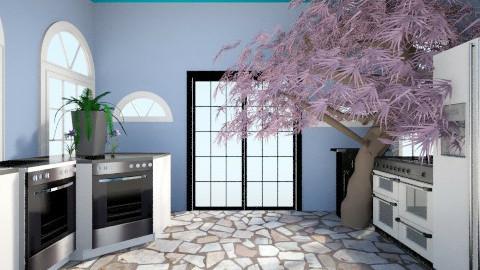 Kithchen - Glamour - Kitchen  - by sadeka ali