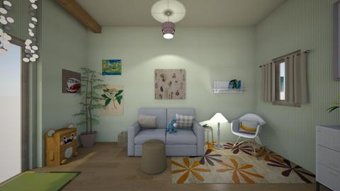 Nursery Design Project - Eclectic - Kids room  - by faithstephonie