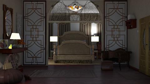 ANB - Bedroom  - by nat mi