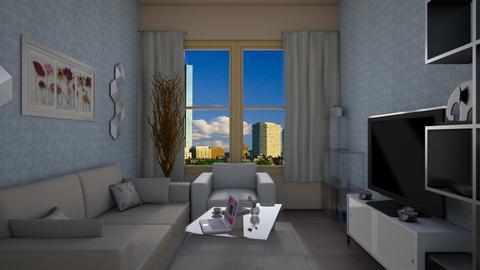 Sacura - Minimal - Living room  - by owwwwwwwwwl