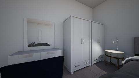 habitacion tania - Modern - Bedroom  - by taniaaarms43