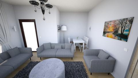 salon guney - Modern - Living room  - by filozof