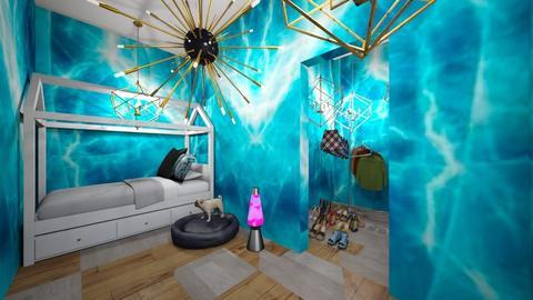 IDK - Bedroom - by lashim