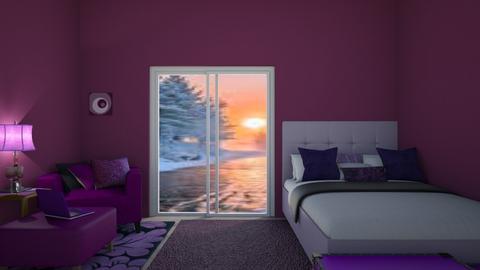 For designkitty31 - Feminine - Bedroom  - by Itsavannah
